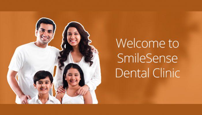 home SmileSense Dental Clinic