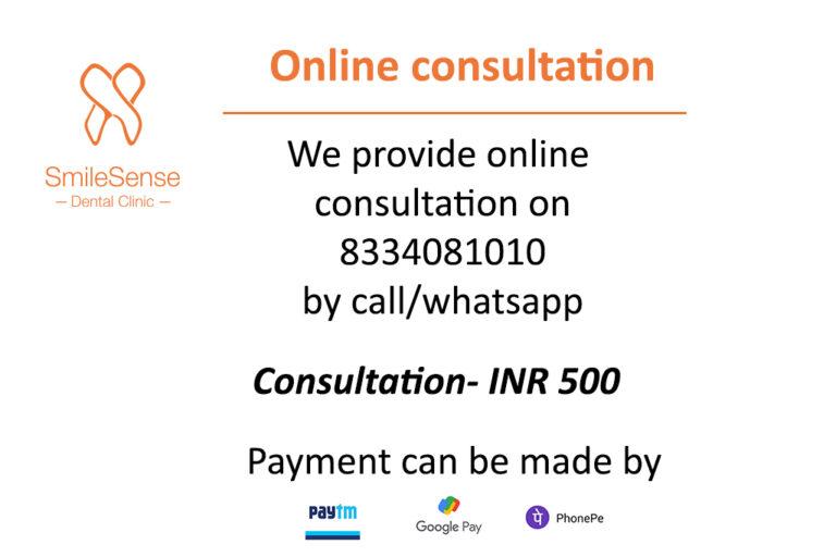 Online consultation